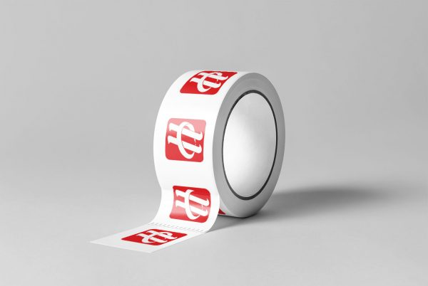 One Color Custom Tape